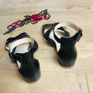 Nine West Shoes - Nine West Fringe Sandals